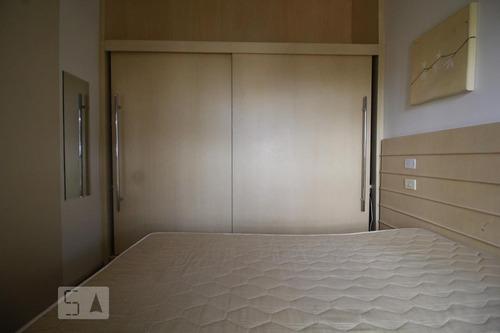 apartamento no 8º andar mobiliado com 2 dormitórios e 1 garagem - id: 892850635 - 150635
