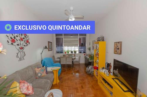apartamento no 8º andar mobiliado com 2 dormitórios e 1 garagem - id: 892928501 - 228501
