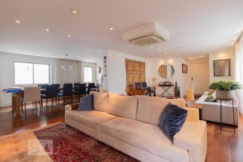 apartamento no 8º andar mobiliado com 2 dormitórios e 2 garagens - id: 892959164 - 259164