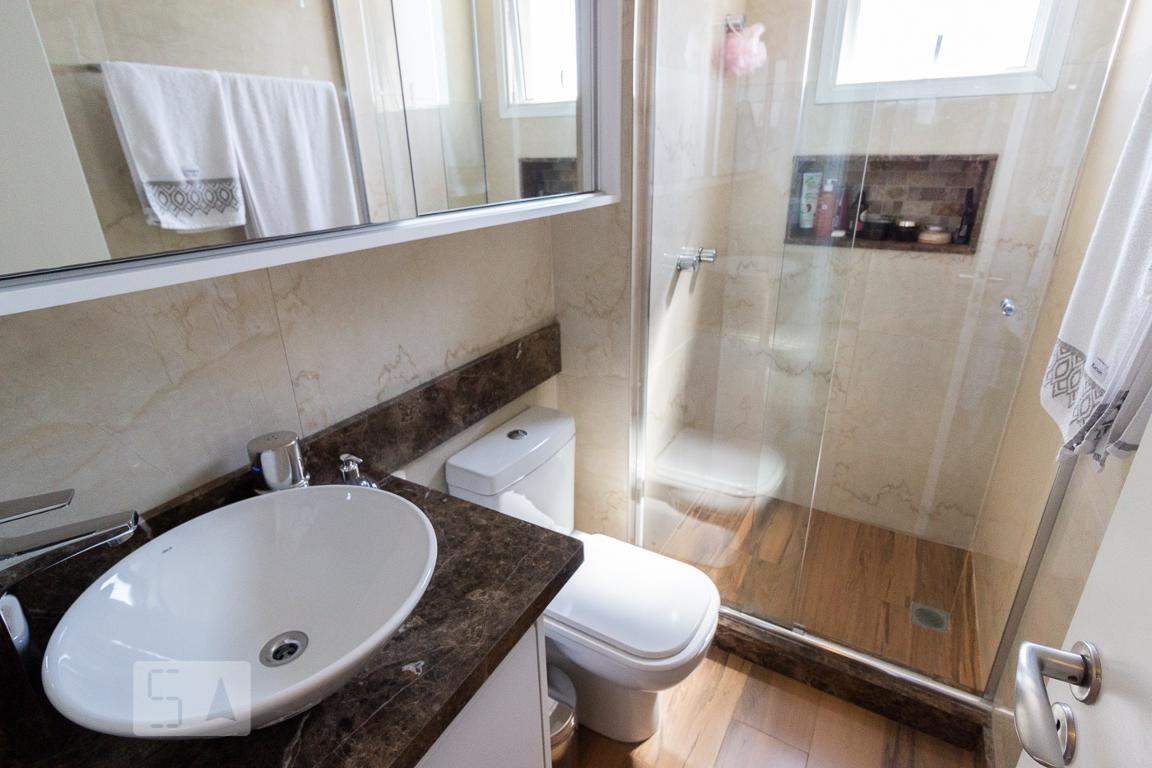 apartamento no 8º andar mobiliado com 2 dormitórios e 2 garagens - id: 892971712 - 271712