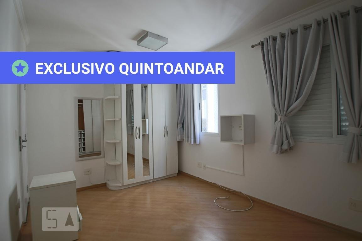 apartamento no 9º andar com 2 dormitórios e 2 garagens - id: 892970756 - 270756