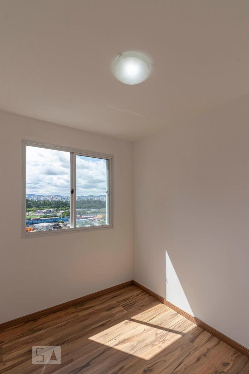 apartamento no 9º andar com 2 dormitórios - id: 892990487 - 290487