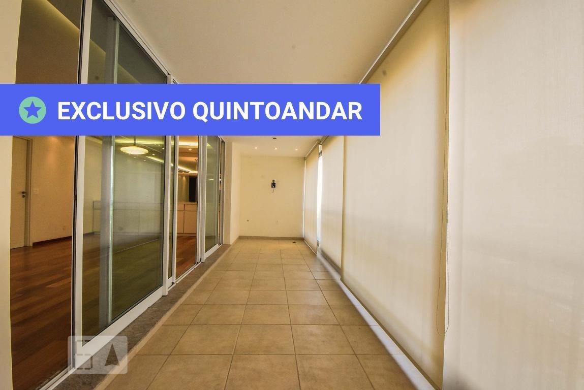 apartamento no 9º andar com 3 dormitórios e 3 garagens - id: 892972271 - 272271