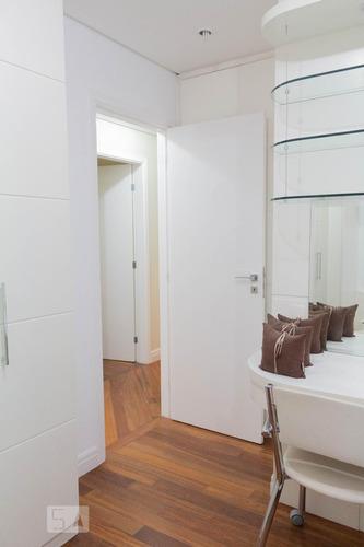 apartamento no 9º andar mobiliado com 3 dormitórios e 2 garagens - id: 892958842 - 258842