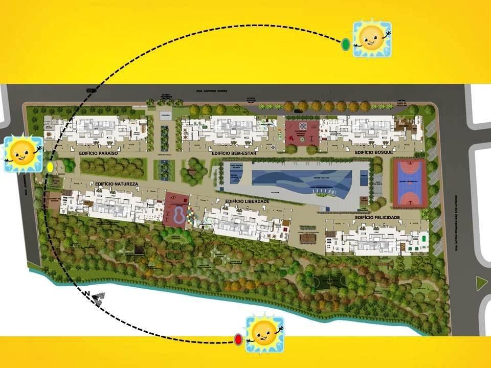 apartamento no alegria de 115m² com 3 dormitórios varanda gourmet 2 vagas - ap1161