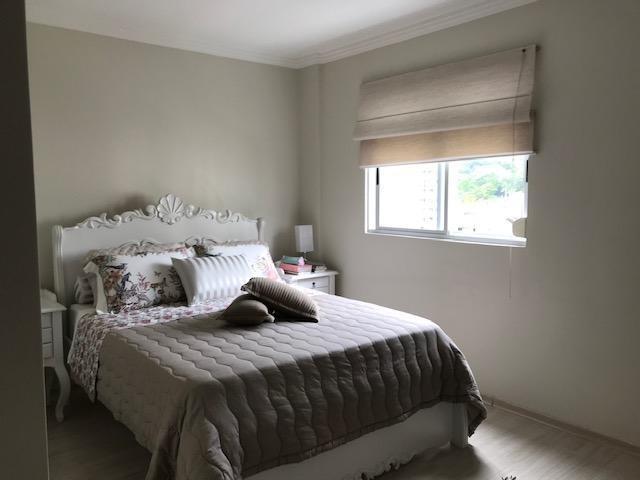 apartamento no atiradores com 3 quartos para venda, 124 m² - lg7523