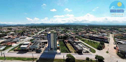 apartamento no bairro arpoador em peruíbe - 1808