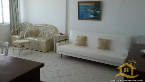 apartamento no bairro centro em peruíbe - 1798
