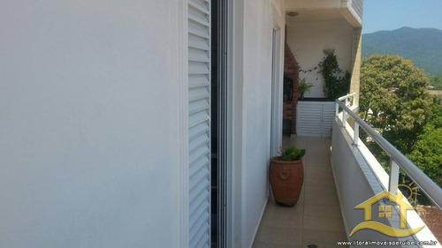 apartamento no bairro centro em peruíbe - 2029