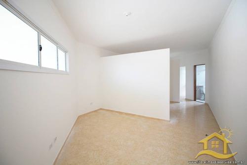 apartamento no bairro centro em peruíbe - lcc-2466