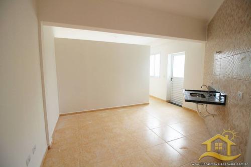 apartamento no bairro centro em peruíbe - lcc-2474