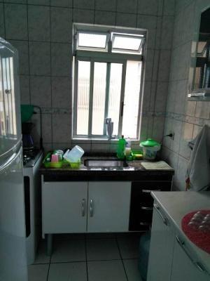 apartamento no bairro cesp, em itanhaém, litoral sul /sp