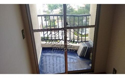 apartamento no bairro cidade das flores - osasco sp, com 50 m²