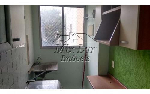 apartamento no bairro cidade das flores - osasco - sp, com 50 m², sendo 2 dormitórios, sala, cozinha, banheiro e 1 vaga de garagem