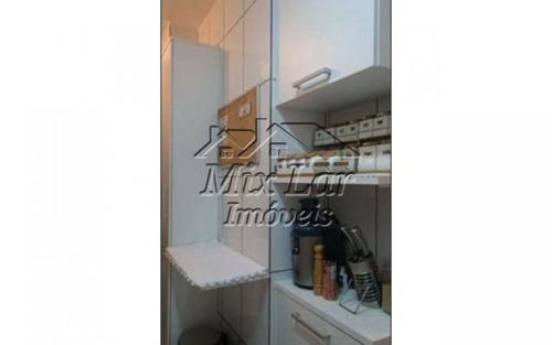 apartamento no bairro cidade das flores- osasco sp, com 50 m², sendo 2 dormitórios, sala, cozinha, banheiro e 1 vaga de garagem