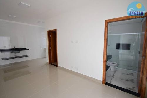 apartamento no bairro cidade nova peruibe em peruíbe - 1027
