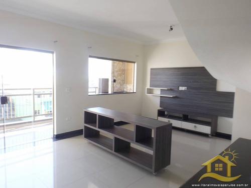 apartamento no bairro cidade nova peruibe em peruíbe - lcc-2102