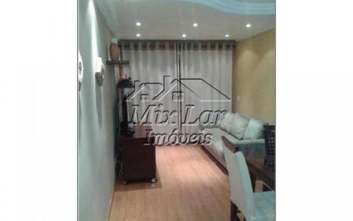 apartamento no bairro continental - osasco sp, com 64 m², sendo 3 dormitórios, sala, cozinha, banheiro e 1 vaga de garagem. whatsapp mix lar imóveis  9.4749-4346 .