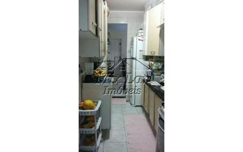apartamento no bairro do educandário - são paulo sp, com 50 m², sendo 2 dormitórios, sala, cozinha, banheiro e 2 vagas de garagens