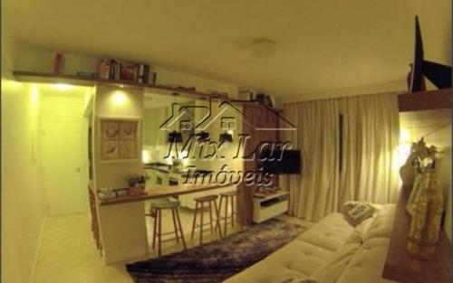 apartamento no bairro do jaguaribe  osasco - sp, com 64 m², sendo 2 dormitórios, sala, cozinha, banheiro e 1 vaga de garagem