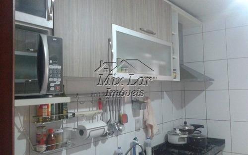 apartamento no bairro do jaguaribe - osasco sp, com 80 m², sendo 3 dormitórios 1 com suíte ,sala, cozinha, banheiro e 2 vagas de garagens