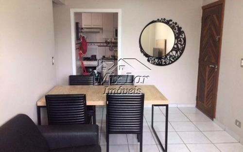 apartamento no bairro do jardim califórnia - osasco sp, com 59 m², sendo 2 dormitórios, sala, cozinha, 2 banheiros e 1 vaga de garagem