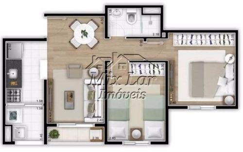 apartamento no bairro do jardim do lago - são paulo sp, com 47 m², sendo 2 dormitórios, sala, cozinha, banheiro e 1 vaga de garagem