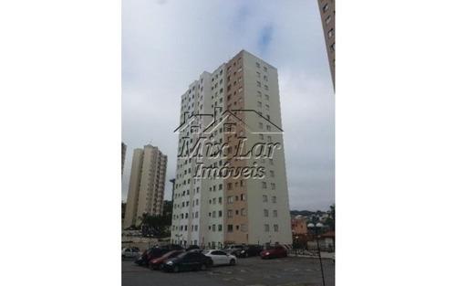 apartamento no bairro do jardim roberto - osasco sp, com 53 m²