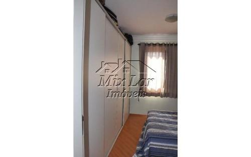 apartamento no bairro do jardim tupanci - barueri sp, com 58 m²