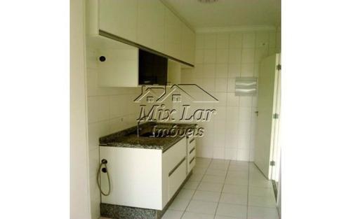 apartamento no bairro do jardim tupanci - barueri sp, com 60 m², sendo 2 dormitórios 1 com suíte, sala, cozinha, banheiro e 1 vaga de garagem