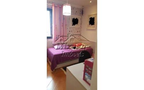 apartamento no bairro do jardim tupanci - barueri sp, com 65 m², sendo 2 dormitórios, sala, cozinha, banheiro e 1 vaga de garagem