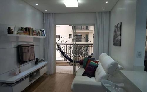 apartamento no bairro do jardim tupanci - barueri sp, com 68 m², sendo 2 dormitórios 1 com suíte, sala, cozinha, banheiro e 1 vaga de garagem