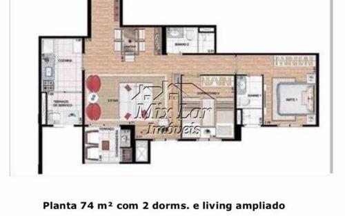 apartamento no bairro do jardim tupanci - barueri sp, com 74 m², sendo 2 dormitórios 1 com suíte, sala, cozinha, banheiro e 1 vaga de garagem