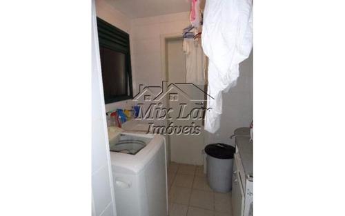 apartamento no bairro do jardim tupanci - barueri sp, com 76 m², sendo 2 dormitórios 1 com suíte, sala, cozinha, banheiro e 1 vaga de garagem