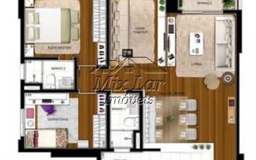 apartamento no bairro do jardim tupanci - barueri - sp, com 87,64 m², sendo 3 dormitórios 1 com suíte, sala, cozinha, banheiro e 1 vaga de garagem
