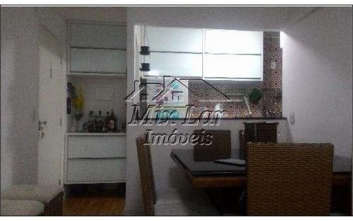 apartamento no bairro do jardim umuarama - osasco sp, com 65 m², sendo 3 dormitórios 1 com suíte, sala, cozinha, banheiro e 1 vaga de garagem