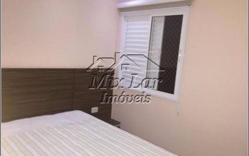 apartamento no bairro do jardim umuarama - osasco sp, com 74 m², sendo 2 dormitórios 1 com suíte, sala, cozinha, banheiro e 1 vaga de garagem