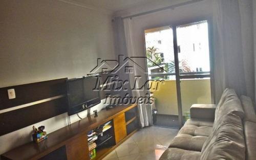 apartamento no bairro do jardim wilson- osasco sp, com 57 m², sendo 2 dormitórios , sala, cozinha, banheiro e 1 vaga de garagem