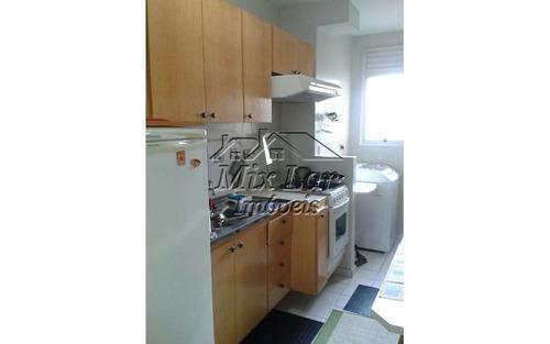 apartamento no bairro do jardim wilson - osasco sp, com 64 m², sendo 3 dormitórios , sala, cozinha, banheiro e 1 vaga de garagem