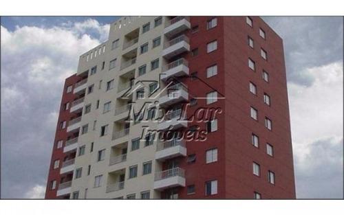 apartamento no bairro do novo osasco - osasco sp, com 54 m², sendo 2 dormitórios, sala, cozinha, banheiro e 1 vaga de garagem