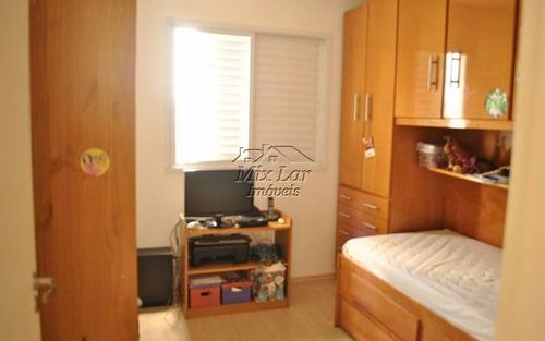 apartamento no bairro do presidente altino - osasco sp, com 54 m², sendo 2 dormitórios, sala, cozinha, banheiro e 1 vaga de garagem