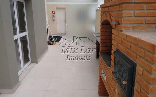 apartamento no bairro do quitaúna - osasco - sp, com 74 m²