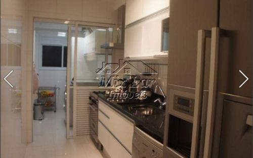 apartamento no bairro do são francisco - osasco sp, com 111 m²