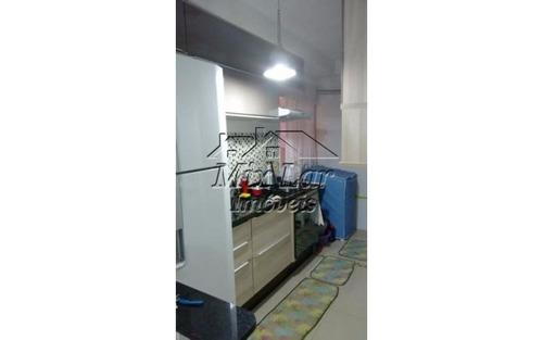 apartamento no bairro do são pedro - osasco sp, com 42 m², sendo 2 dormitórios, sala, cozinha, banheiro e 1 vaga de garagem