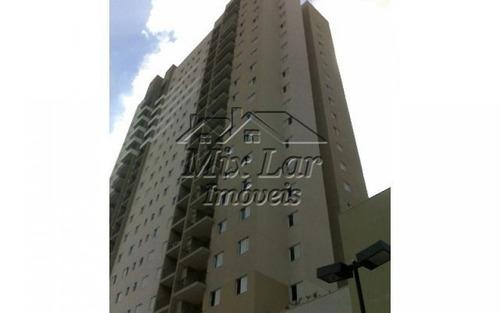 apartamento no bairro do umuarama - osasco sp, com 51 m², sendo 2 dormitórios, sala, cozinha, banheiro e 1 vaga de garagem