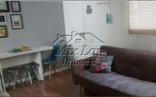 apartamento no bairro do vila yolanda - osasco sp, com 42 m², sendo 2 dormitórios, sala, cozinha, banheiro e 1 vaga de garagem