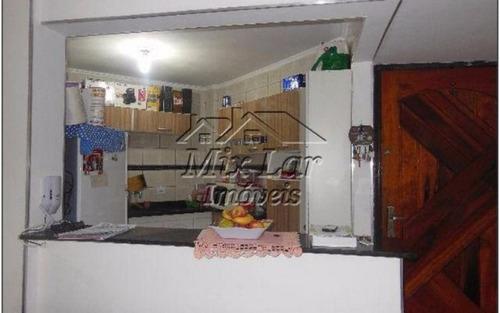 apartamento no bairro jardim bandeiras - osasco sp, com 55 m², sendo 2 dormitórios, sala, cozinha, banheiro e 1 vaga de garagem .