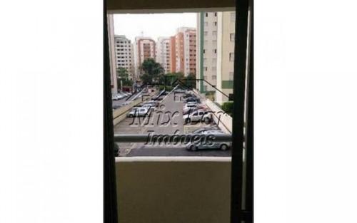 apartamento no bairro parque continental - osasco sp, com 65 m², sendo 3 dormitórios, sala, cozinha, banheiro e 1 vaga de garagem. whatsapp mix lar imóveis  9.4749-4346.