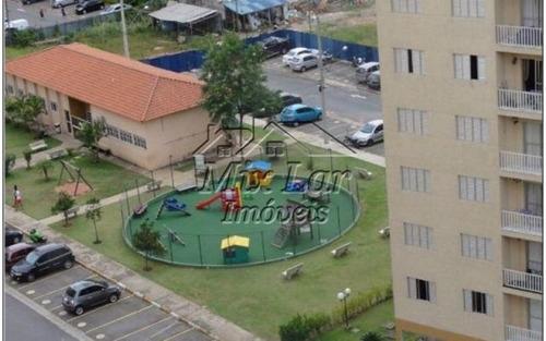 apartamento no bairro piratininga - osasco sp, com 59 m², sendo 2 dormitórios, sala, cozinha, banheiro e 1 vaga de garagem . whatsapp mix lar imóveis  9.4749-4346 .