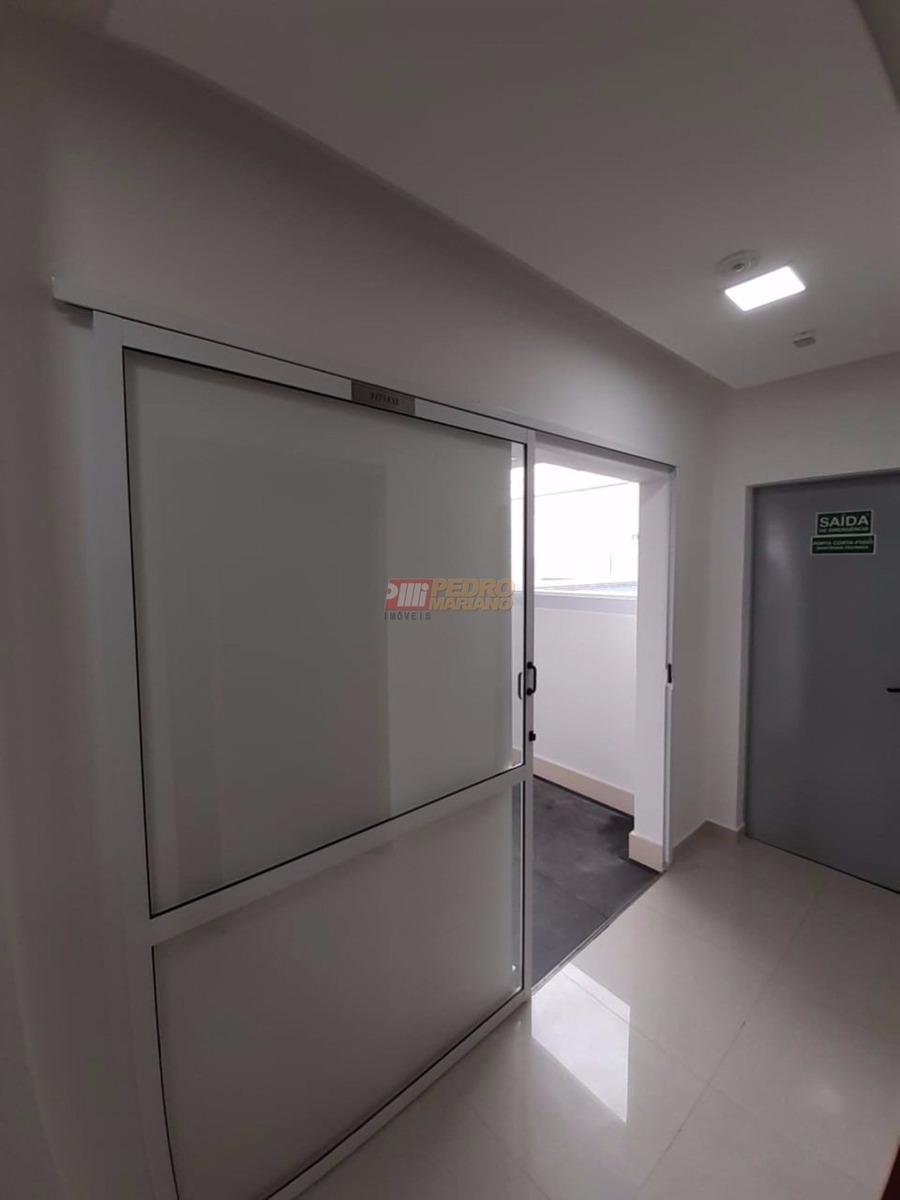 apartamento no bairro rudge ramos em sao bernardo do campo com 01 dormitorio - v-29775